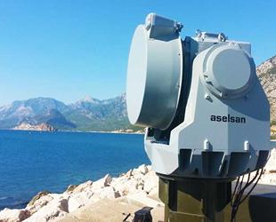 ASELSAN, AKREP-D atış kontrol radarını geliştirdi