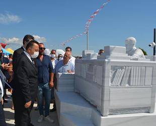 Balıkesir'in ilk su altı müzesi Gömeç'te kuruluyor