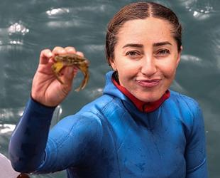 Şahika Ercümen, yeni dünya rekorunu denizlerle ilgili projelere ithaf edecek