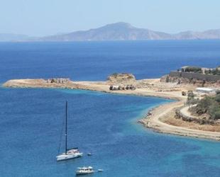 Datça'da ÇED raporu onaylanmayan limanın inşaatı başladı
