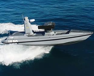 Silahlı İnsansız Deniz Aracı SİDA'nın seri üretimine başlanıyor