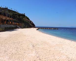 Yalıkavak'ta plaja dökülen kumun borik asit olmadığı ortaya çıktı
