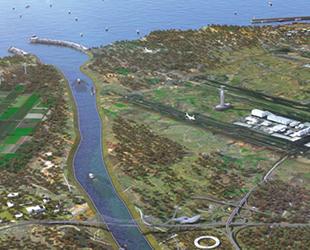 Kanal İstanbul'un uzunluğu 45 kilometre olacak
