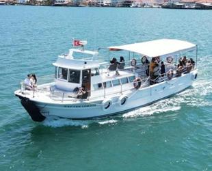 Cunda Adası ve Ayvalık arasındaki deniz seferleri yeniden başladı