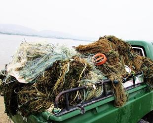 Balık av yasağına karşı sıkı denetim sürüyor