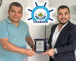 İZKABDER'in yeni başkanı Yiğit Aykurt oldu