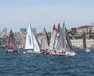 BAU Bosphorus Sailing Cup 2021 başladı