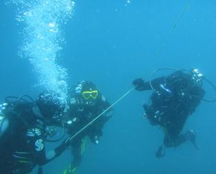 İtfaiye ekipleri, su altı ve üstü kurtarma eğitimi aldı