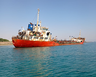 Rawan isimli gemi, KKTC'den Türkiye'ye gönderilecek