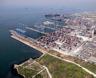 Limanlarda elleçlenen yük miktarı, son 5 yılda yüzde 15 arttı
