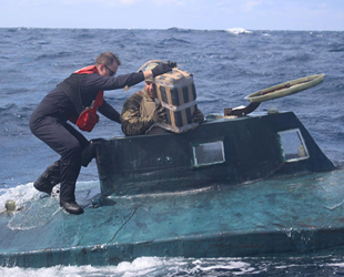 Fas'ta denizde yarım ton kokain bulundu