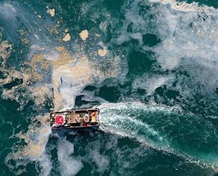 Marmara'yı kirleten işletme ve gemilere 14,8 milyon lira ceza kesildi