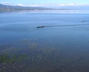 Kaçak balık avlayanlara 1 milyon 757 bin lira ceza kesildi