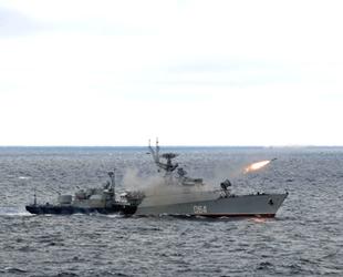 Rusya, Kırım'daki hava savunma sistemini test etti