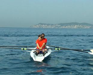 Milli sporcular, Maltepe'de kürek eğitimi verecek
