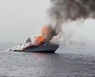G94 CAPPELLETTI isimli İtalyan Sahil Güvenlik botu battı