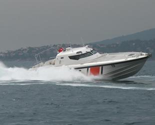 Sahil Güvenlik, İstanbul Boğazı'nda denetim yaptı