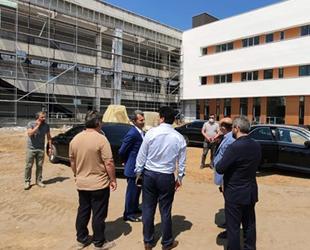 SUBÜ Denizcilik MYO, yeni binasına geçiyor