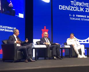 Türkiye Denizcilik Zirvesi'nde 'Mavi Vatan' konuşuldu