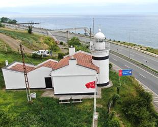 Yoroz Feneri, artık turistik tesis olarak hizmet verecek