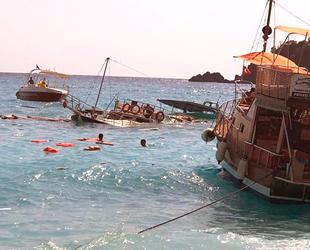 Fethiye'de batan teknenin kaptanı serbest bırakıldı