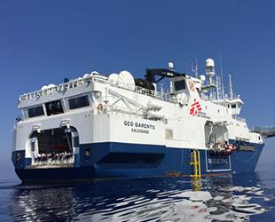 İtalya, Geo Barents gemisinin Augusta Limanı'ndan ayrılmasına izin vermedi