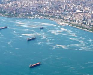 Marmara Denizi'nde toplanan müsilaj miktarı belli oldu