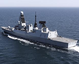 İngiliz savaş gemileri, Kırım rotasında seyredecek