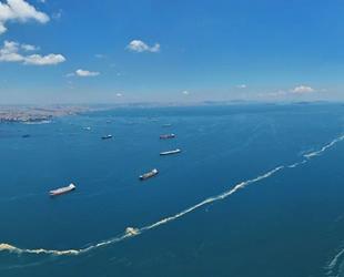 Müsilajın etkisi Marmara Denizi'nin yüzeyinde azaldı