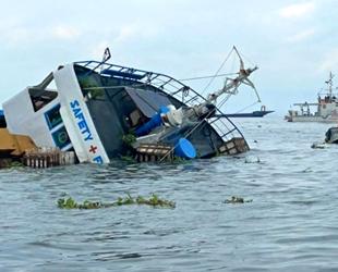 Filipinler'de Palawan Pearl ve BKM 104 isimli gemiler çatıştı