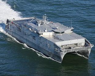 ABD'nin hızlı transfer gemisi USNS Yuma, Karadeniz'e gidiyor