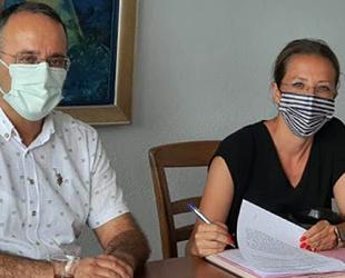 Karina Deniz Kültürü Merkezi için imzalar atıldı