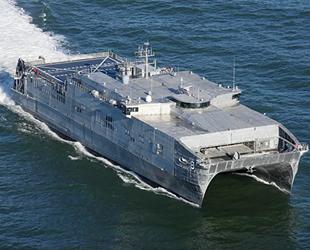 Rusya, Karadeniz'e giren USNS Yuma'yı takibe aldı