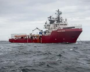 Ocean Viking gemisi, yanaşacak liman arıyor