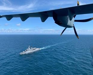 P-72 deniz karakol uçağının kabul testi başarıyla gerçekleştirildi