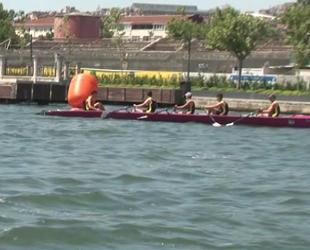 Fatih Haliç Su Sporları Festivali Başladı