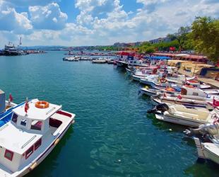 Tekirdağlı balıkçılar, deniz salyası bitmezse Karadeniz'e gidecekler