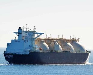 Cezayir'den yola çıkan LNG gemisi, Türkiye'ye ulaştı