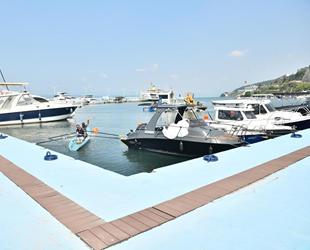 Güzelyalı Yat Limanı, sil baştan yenilendi