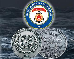 Sahil Güvenlik Komutanlığı Dalış Timi, 'IMO Üstün Cesaret Takdiri'ne layık görüldü