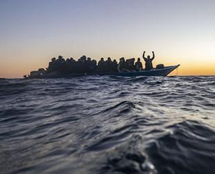 Denizden Avrupa'ya giden göçmenlerde ölümler 2 kat arttı