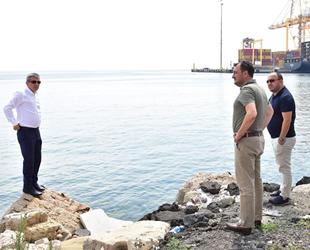 Süleymanpaşa ile Marmara Adalar arası deniz ulaşımı için çalışma başlatıldı