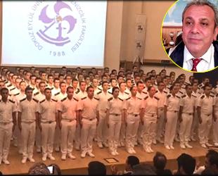 DEÜ Denizcilik Fakültesi Mezuniyet Töreni çevrimiçi düzenlendi