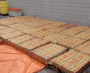 Rotterdam Limanı'nda 3 ton kokain ele geçirildi