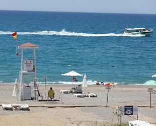 Kızılot Halk Plajı, mavi bayrak aldı