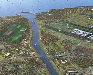 Kanal İstanbul planları itirazlar üzerine değişti