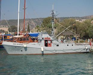 Müze gemi Deniz Büyücüsü, ziyaretçilerini bekliyor