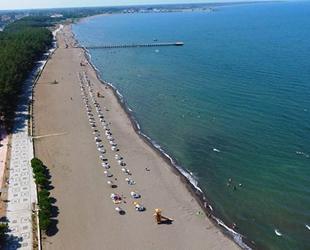 Samsun'daki plajların deniz suyu analiz sonuçları açıklandı