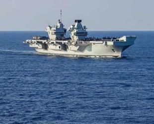 İngiltere, Asya Pasifik'e kalıcı olarak 2 adet savaş gemisi konuşlandıracak