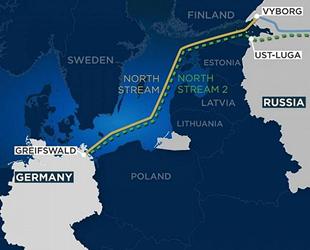 ABD ve Almanya, Kuzey Akım 2 Boru Hattı Projesi'nde anlaştı